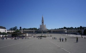 The Shrine of Our Lday Of Fátima